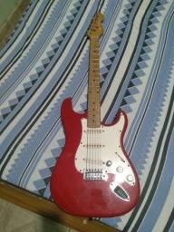 Vendo ou troco Guitarra Strato