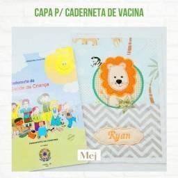 Capa Porta Caderneta De Vacinação E Documentos - Safari