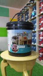 Promoção Tinta acrílica Castelense 18L (várias cores)