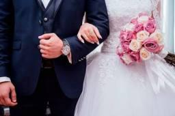 Vende-se Roupas de noivas e festas (loja toda)
