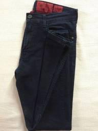 Calça Jeans Slim Ellus