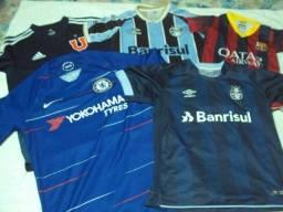 Super Promoção De Camisetas De Futebol Infantil Todas Originais