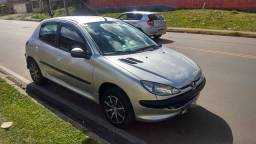 Peugeot 206 1.6 16v flex