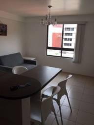 Título do anúncio: Alugo Apartamento com 1 Quarto Mobiliado Beira Mar do Cabo Branco