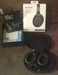 Fone De Ouvido (headphone) Sony Wh1000xm3 Cancelamento Ruído