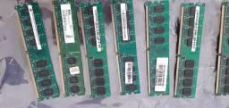 Memória RAM DDR2 2gb 1gb