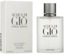 Perfume Acqua Di Gio Masculino 100 Ml Giorgio Armani Original