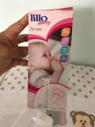Tira leite + protetor de amamentação