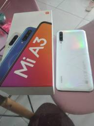 Xiaomi Mi A3 display queimado