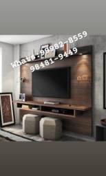 Instalador de painéis e suportes para Tvs