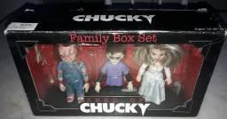Seed Of Chucky Family Box Set - (brinquedo Assassino - Neca (c)