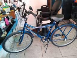 Bicicleta(Vendo/Troco) Barra Circular Max Upgrade