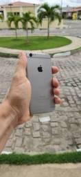 iPhone 6 Prata - 128gb