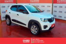 Renault Kwid 1.0 Zen 2018 Mec. 15.000 KM O Mais Econômico Do Brasil
