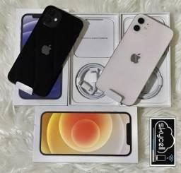 IPhone 12 64 e 128gb novos (garantia 1 ano Apple).