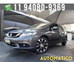 Honda Civic LXR 2.0 i-VTEC (Aut) (Flex) 2016