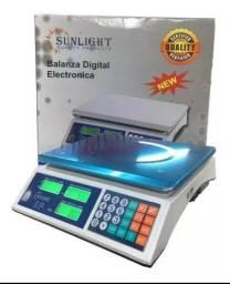 Balança digital de 2 gramas a 40 kg eletrônica