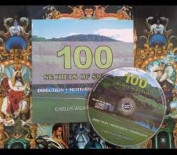100 Secrets  of Sucesso - Bilingue - Carlos Wizard (com Cd)