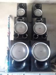 Mini System Philips Fwm998 1300wza