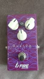Pedal Phaser Fire New Wave, Aceito Troca