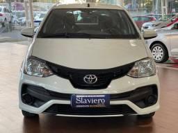 Toyota ETIOS ETIOS X 1.3 Flex 16V 5p Mec.