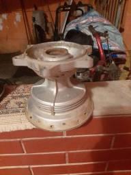 Cubo traseiro de bros 125, 150 e CRF 230 a tambor original