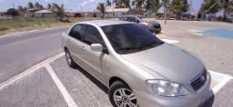 Corola 2008  1.8flex automatico completo