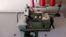 Maquina industrial OVERLOQUE E industrial reta