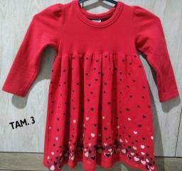 roupas infantil menina