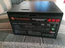 Fonte 450w thermaltek