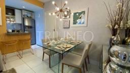 AL - Apartamento com 02 quartos e varanda (TR14181)