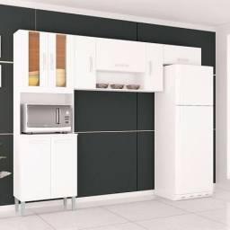 destak moveis - cozinha bruna 3 peças - direto de fabrica