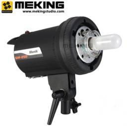 Título do anúncio: Menik Flash Studio SM-250