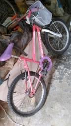 Bicicleta infantil Aro 20-Feminina