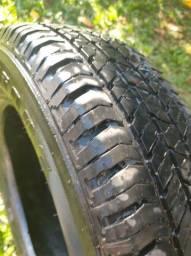 Pneu Bridgestone Dueler II 215/65 R16 Semi-novo