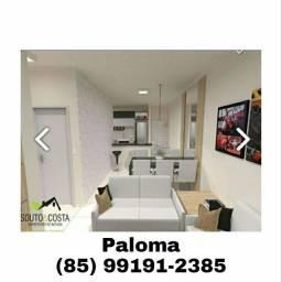 Apartamento - Pacatuba.