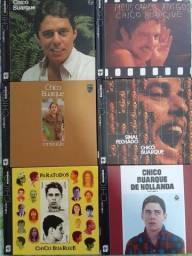 Coleção 6 CDs Chico Buarque