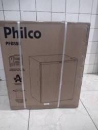 Frigobar FGB85B novo, na caixa. Em Nova Lima