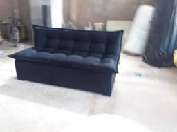 Sofá cama reclinável (fofão)