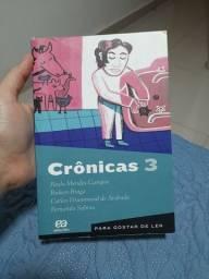 Livro: Crônicas 3