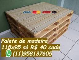 Palete 115x95 frete grátis