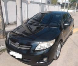 Título do anúncio: Corolla automático XLi 1.8  GNV 18m3