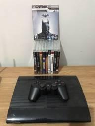 PS3 e jogos