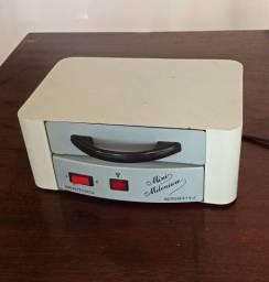 Estufa esterilizadora para alicates e pinças para manicure