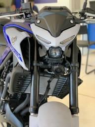 Yamaha Mt-03 2021/22 0km - R$3.500,00