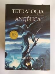 BOX TETRALOGIA ANGÉLICA - 4 LIVROS