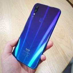 Xiaomi note 7 64gb vendo ou troco por note 8 pro