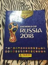 Álbum copa 2018 Rússia
