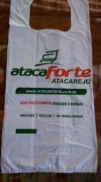 Embalagens sacolas plásticas personalizadas