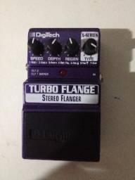 Pedal Digitech Turbo Flange